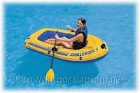 Надувная лодка Intex Challenger 68365