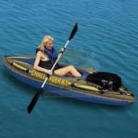 Лодка надувная Challenger K1 KAYAK INTEX 68305