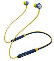 Bluetooth-наушники Bluedio TN (синие)