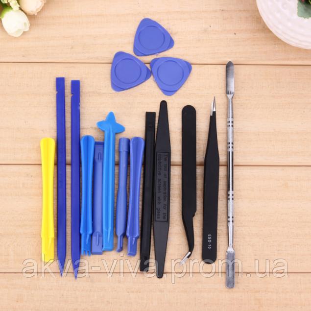 (16 в 1) Набор инструментов для ремонта мобильных телефонов