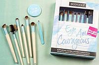 Набор кистей для макияжа EcoTools Eye Am Courageous