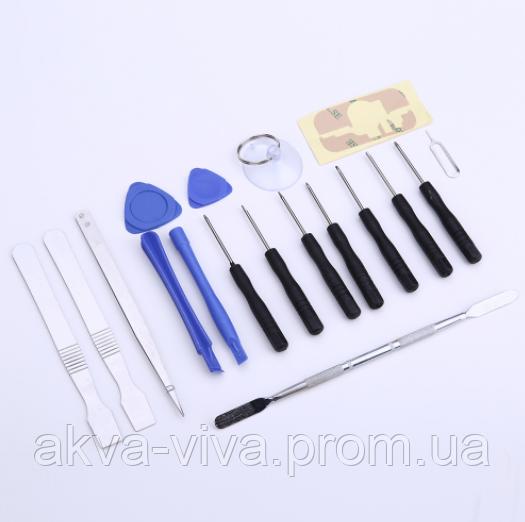 (18 в 1) Набор инструментов для ремонта мобильных телефонов
