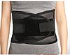 Бандаж для спины / поясницы. Черный