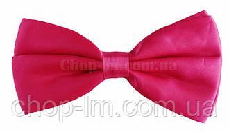 Бабочка-галстук (бабочка розовая, карнавальная)