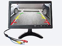 Автомобільний монітор 10.1 дюймів на 2 камери: с/х, спец техніка, крани та інше, фото 1