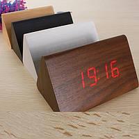 Часы электронные красные цифры. VST 862-1 Red clock 15 x 7 x 4