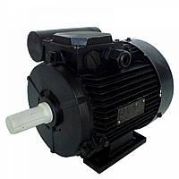 Однофазный электродвигатель АИРЕ80С4 1,5 кВт 1500 об.мин