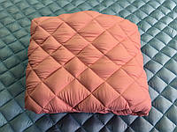 """Хлопковое двухспальное одеяло """"Холофайбер""""., фото 1"""