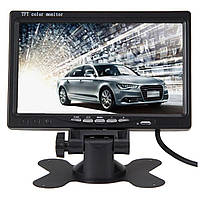 "Монитор 7"" дюймов на 2 видео входа, для домофона, Видео наблюдения, ДВД и спецтехники, фото 1"