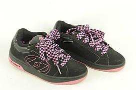 Кроссовки на роликах HEELYS для девочки размер 35