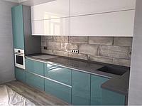 Кухня на заказ  покраска ,blum