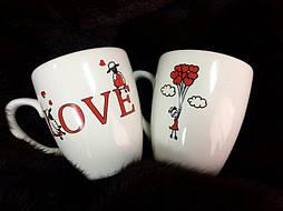Чашка Love, 300 мл