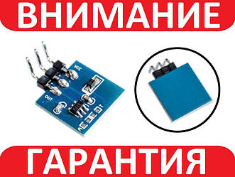 Датчик касания сенсорная кнопка TTP223 Arduino