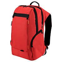 Рюкзак WTYD Solar Backpack Рюкзак с солнечной панелью, USB, Порт для наушников, Красный (SUN0427), фото 1