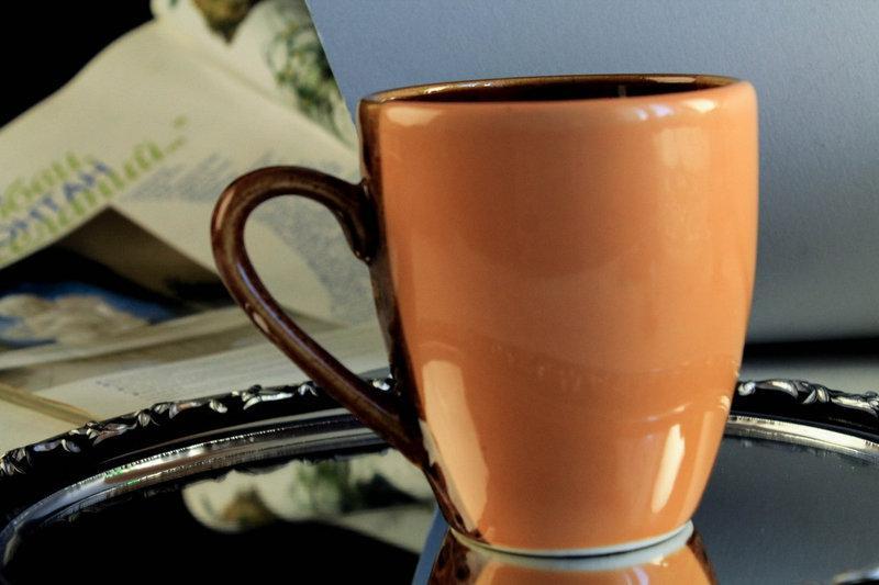 Чашка Європа Коранж, 400 мл