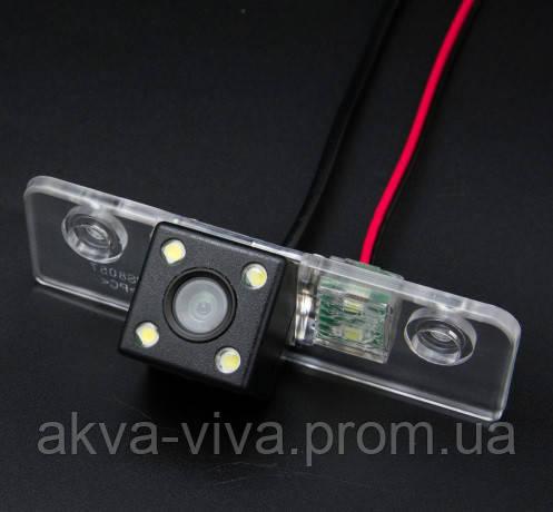 Камера заднего вида штатная для Skoda Octavia 2008-2013