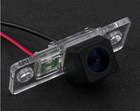 Штатная камера заднего вида дляPorscheCayenne VolkswagenPassatB5PassatPoloTouareg Качество HD