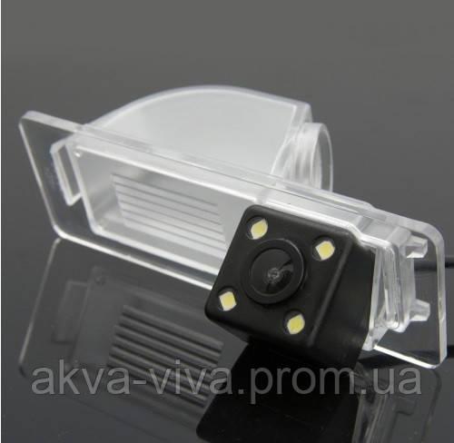 Камера заднего вида штатная для Skoda Rapid, Volkswagen Santana Jetta 2013
