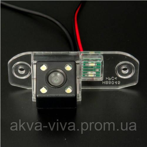 Камера заднего вида штатная для Volvo S80, S40, S60, V60, XC90, XC60