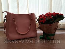 Женская сумка с ручками
