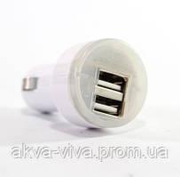 Автомобильный USB-адаптер на 2 порта