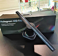 Hologram LED FAN