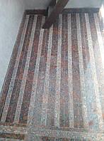 Изготовление комплекса гранитных изделий для  салона обоев  1