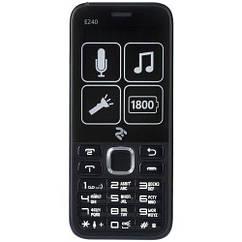 2E E240 DualSim Black