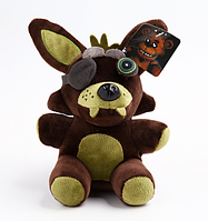 Мягкая игрушка 22 см. фантом Фокси 5 ночей с Фредди Аниматроники. Фнаф плюшевая