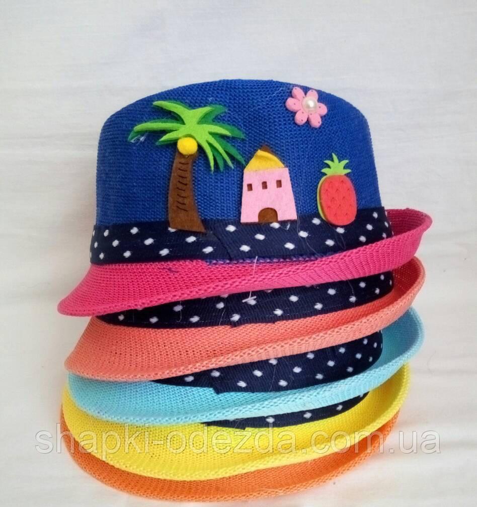 Шляпа детская челинтано р 50-52