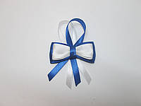 Бутоньєрка для гостей, синій