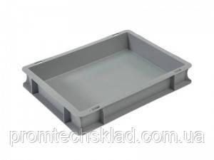 Ящик пластиковый 600х400х50 мм
