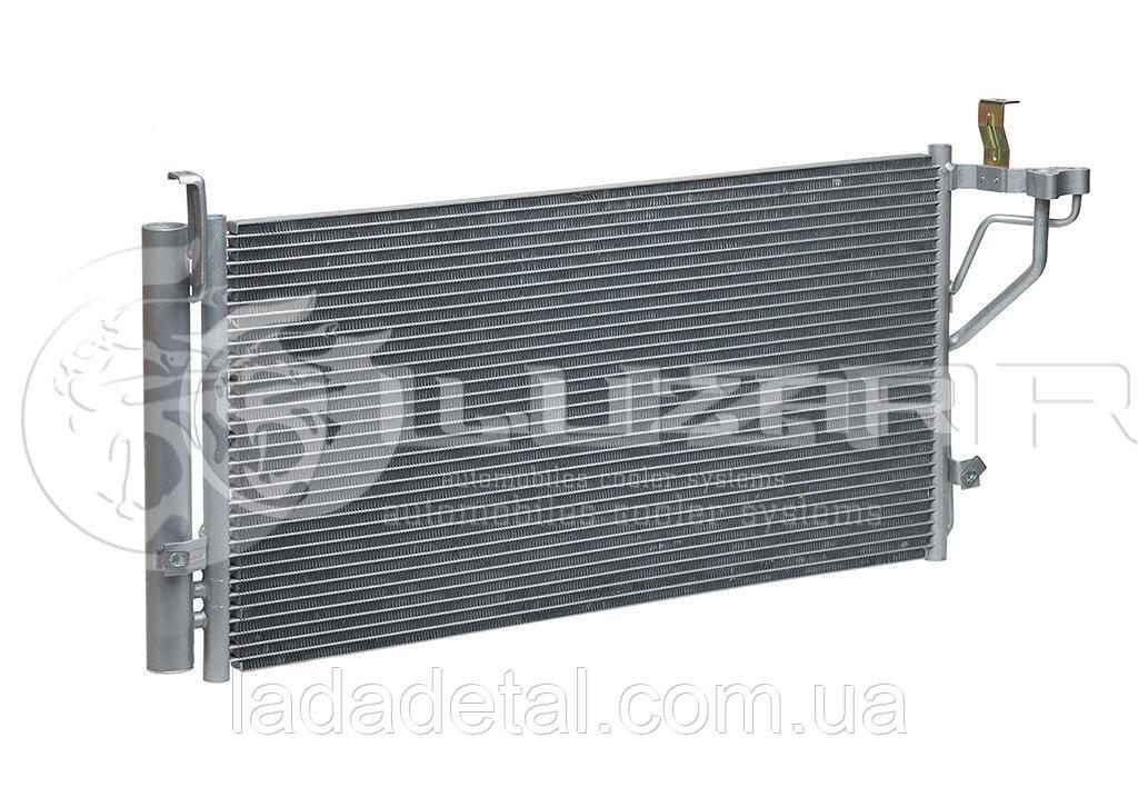Радиатор кондиционера Хюндай Соната Hyundai Sonata 2.0/2.4/2.7 (98-) с ресивером АКПП/МКПП (97606-38004)