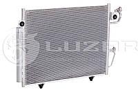 Радиатор кондиционера Митсубиси Паджеро Mitsubishi Pajero IV (06-) с ресивером 7812A156