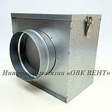Кассетный фильтр ВЕНТС ФБ 125, VENTS ФБ 125 для круглых каналов