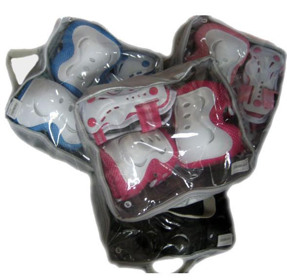 ЗАШИТА AMZ-150 для роликів, ковзанів і скейтборд , Налокітники, наколінники і зап'ясть