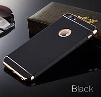 Чехол с золотыми вставками дляiPhone 6 / 6S (4.7 дюйма) (3 Цвета)