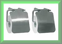 Тримач туалетного паперу стандарт MEDINOX АІ0080С Mediclinics
