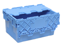 Ящик пластиковый 600х400х315, фото 1