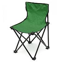 Стул раскладной для пикника, портативный складной стул размер: 56x34x32 см, фото 1