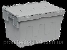 Ящик пластиковий 600х400х365