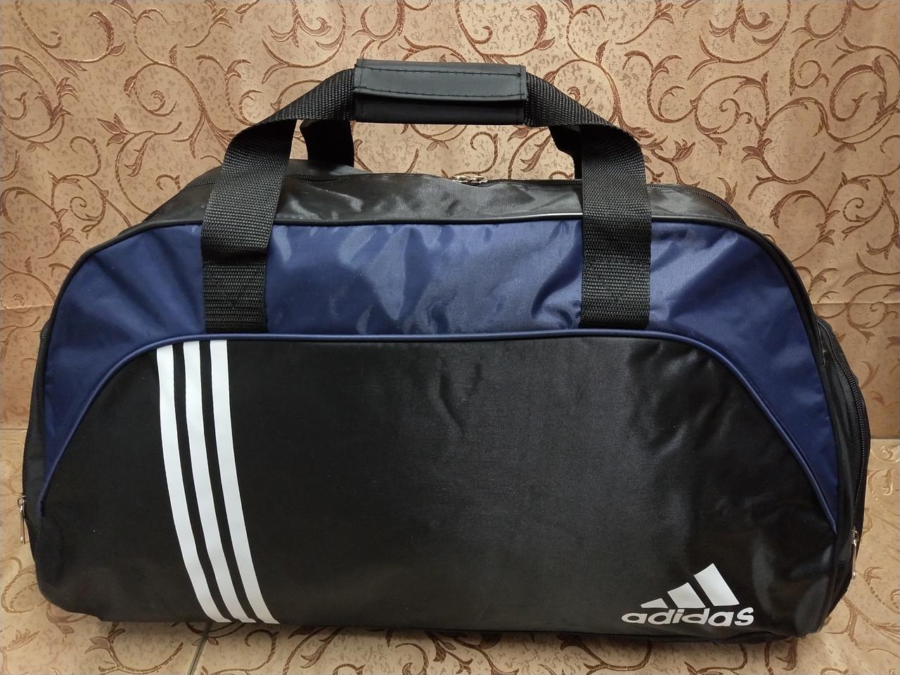 15e4bb06abe4 (30*50-маленький)Спортивная дорожная сумка adidas только оптом - интернет  магазин