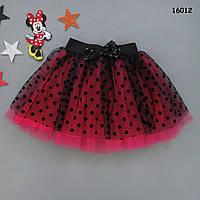 Нарядная юбка для девочки. 6 лет
