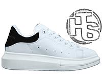 Женские кроссовки Alexander McQueen Oversized Sneaker White Black 36 25a92295c13