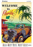 """""""Флорида"""".  Схема для вышивки бисером"""
