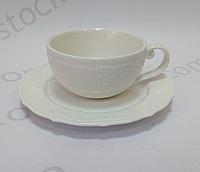 Чашка с блюдцем Krauff  21-252-082 фарфор 120 мл