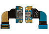 Шлейф для Samsung T311 Galaxy Tab 3 8.0, (версия 3G), с разъемом зарядки, с микрофоном