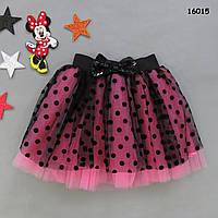 Нарядная юбка для девочки. 8 лет, фото 1
