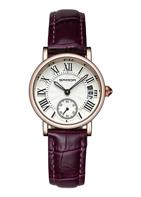Женские часы Sanda 206 purple