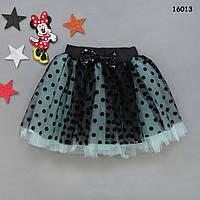 Нарядная юбка для девочки. 5, 6, 7, 8 лет, фото 1